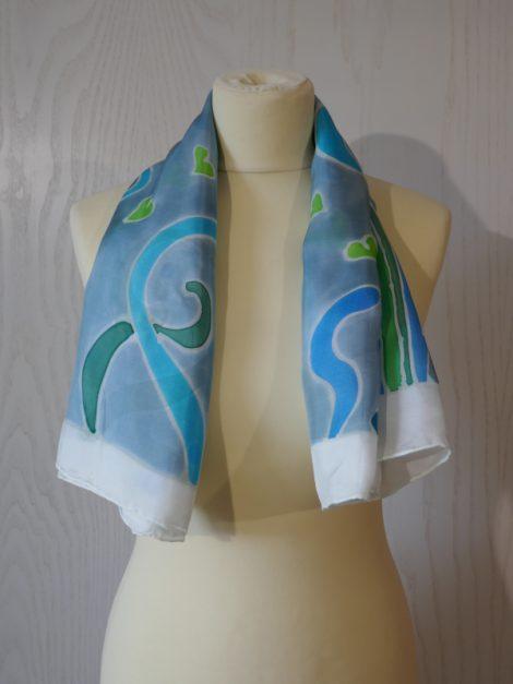 arte en seda