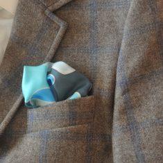pañuelo de caballero