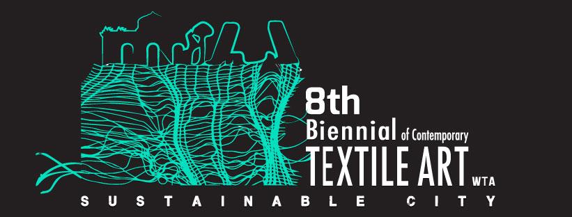 convocatoria de la 8ª bienal Contemporanea de Arte Textil en Madrid